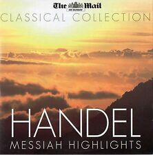 HANDEL – MESSIAH: HIGHLIGHTS / RLPO / SIR MALCOLM SARGENT - PROMO CD (2013)