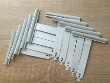 10xMINI  Befestigung Rohrmotor Rolladen Rollladen Feder.Stahlfeder Aufhängefeder