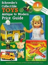 Schroeder's Collectible Toys Antique to Modern Price Guide (Schroeders-ExLibrary