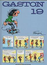 FRANQUIN. Gaston 19. Marsu Productions 1999. Edition originale. NEUF