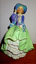ROYAL DOULTON figurine Top O the Hill GREEN HN 1833 Issued 1937-1971 mint