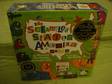 The Scrambled States America Game Whimsical Geography Game