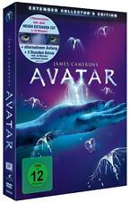 Avatar, Extended Collector's Edition, 3 DVD (2010) DVD #4100