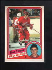 1984-85 O-PEE-CHEE #67 STEVE YZERMAN ROOKIE RC NM D4697