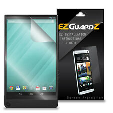 2X EZguardz LCD Screen Protector Skin Shield HD 2X For Dell Venue 8 7000 Tablet