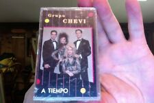 Grupo Chevi- A Tiempo- 1991- new/sealed cassette tape- rare?