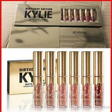 Kylie Jenner Cosmetics Gold Birthday Edition Mini Matte Lipstick LIMITED EDITION