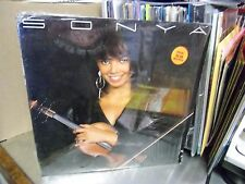 Sonya Robinson Self Titled S/T vinyl LP 1987 Columbia Records EX IN Shrink