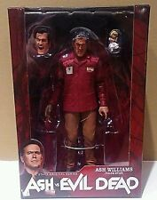 Neca Ash vs Evil Dead Ash Williams (Value Stop) Action Figure NICE!