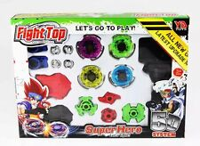 Beyblade Fight Master Top set spinning métal Fusion 4D lanceur toy kids gift