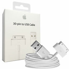 Cavo USB ORIGINALE Apple 30 PIN Per iPhone 4-4s iPad iPod 1 METRO