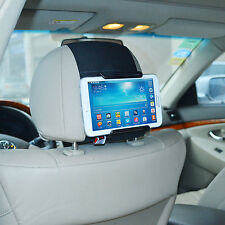 TFY Car Headrest Mount For IPAD 1 2 3 4 IPAD Air IPAD Mini Kindle Nexus Galaxy