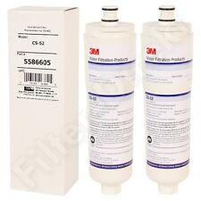 2 Interner Wasserfilter CS-52, 640565 für Bosch Kühlschrank