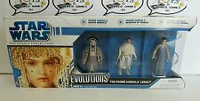 Star Wars The Legacy Collection Evolutions THE PADME AMIDALA LEGACY Figures