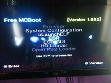 FREE mcboot 1.952 fmcb-PLAYSTATION 2 - 64 MB MEMORY CARD (ESR, HD Caricatore, più)