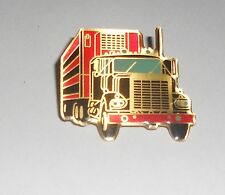 Pin's camion (grand format - signé Shell)