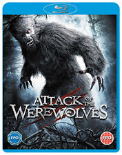 ATTACK OF THE WEREWOLVES - BLU-RAY - REGION B UK