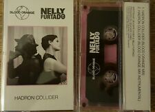 Blood Orange x Nelly Furtado - Hadron Collider rare cassette -Apollo Theater