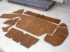 Triumph STAG **Brown Boot Carpet Kit including all Backing Boards