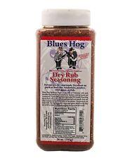 Blues Hog BBQ Original Barbecue Dry Rub Seasoning - 26oz