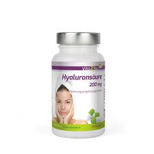 Vita2You Hyaluronsäure - 200mg - 120 Kapseln - Für Haut und Anti Aging