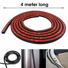 NUOVO 4m GRANDE 14x12mm D-Tipo WEATHERSTRIP SEAL Auto Camion Motore Gomma Van UK