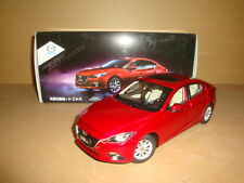 1:18 Mazda 3 AXELA sedan Die Cast Model Red color + gift
