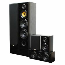 Taga Harmony TAV-606 v.3 540W RMS 5.0-CH Home Cinema Speaker Set - Black