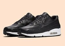 Nike Air Max 90 Woven Black Rare Size 8 Only!!!!!