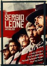 The Sergio Leone Anthology New DVD