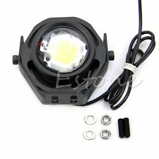 2Pcs New 10W LED 12V Off-road Spot Flash Fog Head Light Lamp for Car Jeep