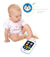 Electronic Infant Mobile Phone Smartphone Cellphone Telephone Baby Kids Toy