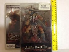 MCFARLANE MONSTERS III ATTILA THE HUN AWESOME SCULPT *SHIPS WORLDWIDE*