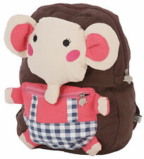 Exclusive to House of Animals Back To School Backpack Bag Elephant Rucksack