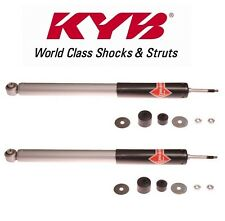 NEW Chrysler Crossfire Pair Set of 2 Front Shock Absorbers KYB Gas-a-Just 553363