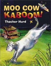 Moo Cow Kaboom!-ExLibrary