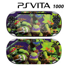 Vinyl Decal Skin Sticker for Sony PS Vita PSV 1000 Ninja Turtles TMNT 1