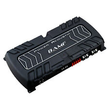 POWER ACOUSTIK BAMF1-8000D MONOBLOCK 8000W SUBWOOFERS BASS SPEAKERS AMPLIFIER