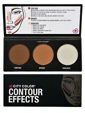 City Color Contour Effects Palette - Contour Bronze & Highlight Palette