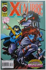 X-Calibre #3 (May 1995, Marvel) Age of Apocalypse - Team assembles (C2642)