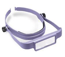Donegan Purple OptiSight® Binocular Magnifying Visor. 3X, 4X & 5X Magnification