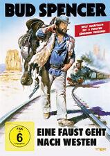 § DVD * BUD SPENCER - EINE FAUST GEHT NACH WESTEN (REMASTERD VERSION) # NEU OVP