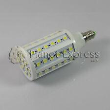 Glühbirne 60 LED SMD 5050 E14 Weiß Warm 220V 10W 1080 lumen gleichwertig 100W