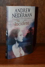 Andrew Neiderman THE INCIDENT 1st Edition Hardcover 2016 V.C. Andrews Pin