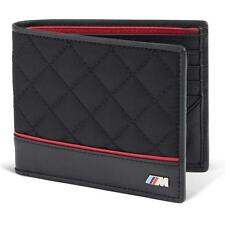 BMW MEN'S M WALLET 80212336954 NYLON M1 M2 M3 M4 M5 GENUINE MOTORSPORT 2 336 954