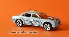 2007 Matchbox Loose Taxi Cab Grey Buried Treasure Brand New Combine Shipping