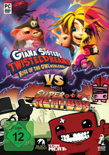 Clash of Games: Giana Sisters vs. Super Meat Boy #P#