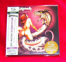 WHITESNAKE LOVEHUNTER JAPAN AUTHENTIC SHM MINI LP CD NEW OUT OF PRINT UICY-93738