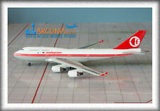 "Phoenix 1:400 Malaysia Airlines Boeing 747-400 ""Retro - 9M-MPP"""
