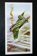 Messerschmitt 163 Komet   Luftwaffe Fighter    Illustrated Action Card  # VGC